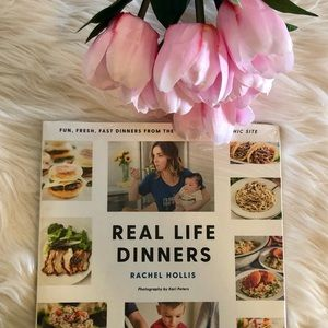 Rachel Hollis Real Life Dinners Cookbook